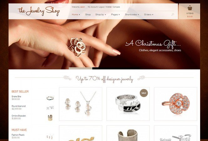 YITH The Jewelry Shop Premium WooCommerce